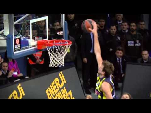 #NoJumpNoGlory Dunk of the Night: Jan Vesely, Fenerbahce Ulker Istanbul