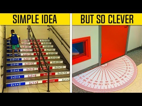 Genius Ideas That Should Be Implemented In Every School