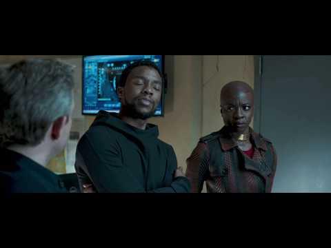 Black Panther - Bonus : Le bêtisier du film (2/2)