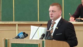 Микола Харкавий про аеропорт Хмельницький