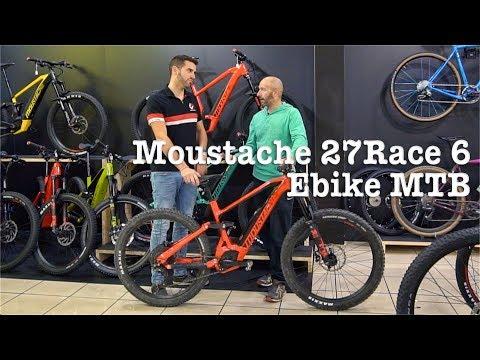 ¡A probar una Ebike MTB! Presentación Moustache Samedi 27 Race 6