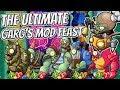 The Ultimate Gargantuar 39 S Feast  Plants Vs Zombies Heroes Epic Mod
