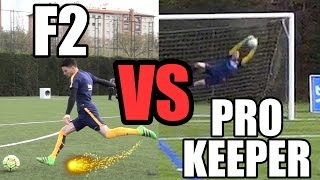 Video EPIC BATTLE | F2 VS PRO KEEPER! MP3, 3GP, MP4, WEBM, AVI, FLV Oktober 2018