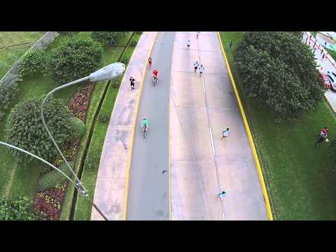 San Borja Drone Video
