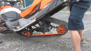 9. Arctic Cat F8 LXR