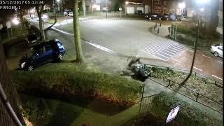 faze tari cu bicicleta in gard