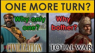 Video One More Turn - Civilisation's vs Total War's turn based reward systems MP3, 3GP, MP4, WEBM, AVI, FLV Maret 2018
