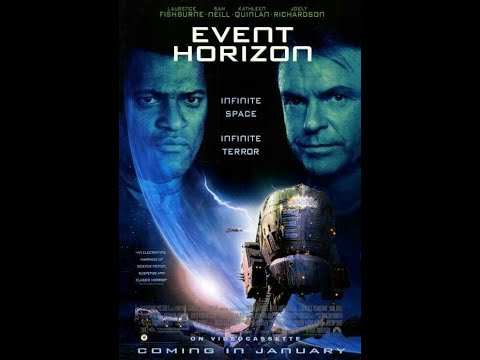 Event Horizon Bluray 1997 and Starship Troopers 1997 Blu ray