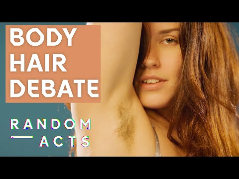 Hairy | A Refreshing Take On Women And Body Image That Doesn't Hold Back