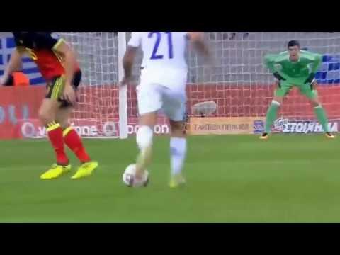 Greece vs Belgium 1 2   All Goals & Highlights   World Cup Qualifiers 03 09 2017 HD