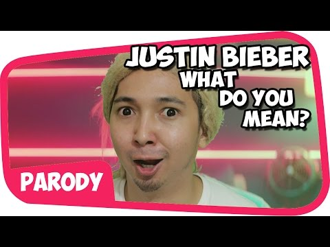 Video Justin Bieber - What Do You Mean PARODI !! download in MP3, 3GP, MP4, WEBM, AVI, FLV January 2017
