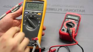 Video The Best Multimeter Tutorial in The World (How to use & Experiments) MP3, 3GP, MP4, WEBM, AVI, FLV September 2019