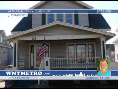 Buffalo Real Estate, Buffalo Homes For Sale|  WNY Metro Roberts 6-21-14