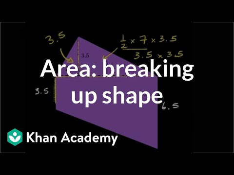 Area of composite shapes video khan academy ccuart Gallery