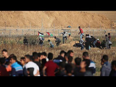 Israel: Tote und Verletzte - neue Eskalation im Gazas ...