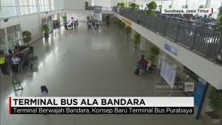 Download Video Terminal Bus Ala Bandara di Surabaya; Terminal Purabaya MP3 3GP MP4