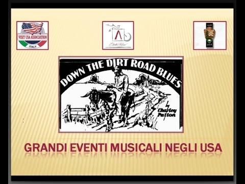 Video GRANDI EVENTI MUSICALI NEGLI USA - 27 OTTOBRE '15