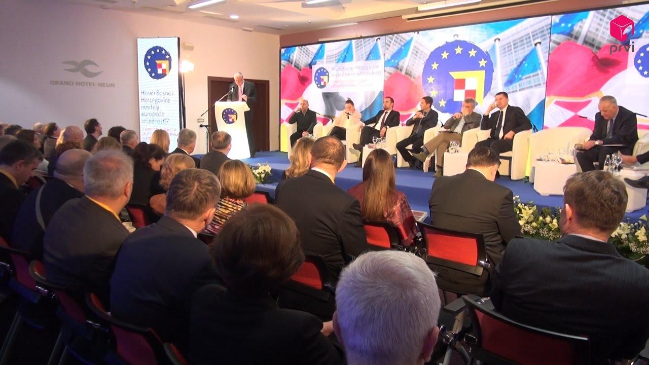 dr. Dragan Čović: Skup ispunio sva očekivanja sudionika, znanstvenika, autora