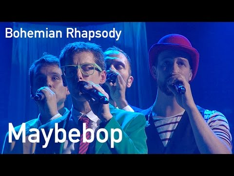 Bohemian Rhapsody a cappella Cover MAYBEBOP