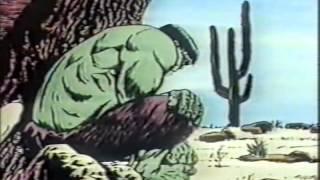 O INCRIVEL HULK 01 - A ARMA DO TERROR-(1966) DUBLADO