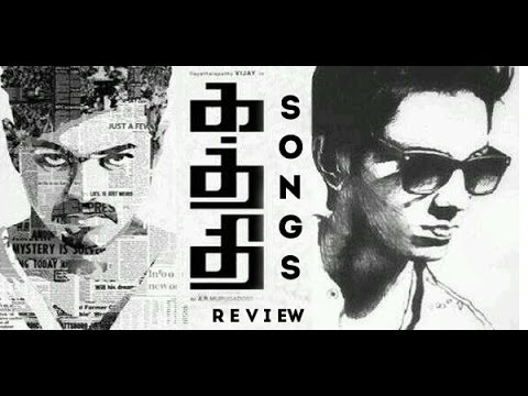 """Kaththi"" Songs Review 