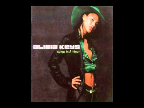 Alicia Keys - Girlfriend