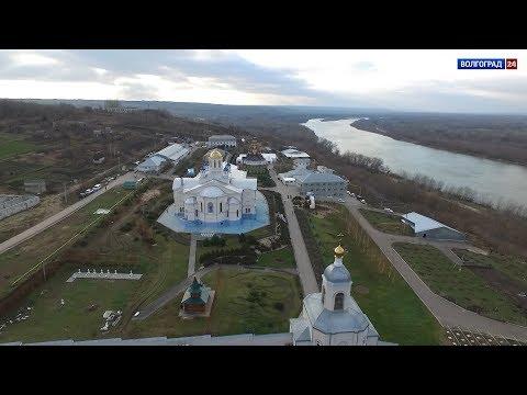 Усть-Медведицкий Спасо-Преображенский монастырь. 03.05.18