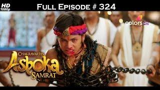 """Kaurviki manages to convince her daasi and leaves so as to meet Ashoka. Elsewhere, Mahamatya asks Bindusara to take a final..."