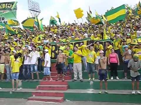 fortaleza leoparda sur 2014 - Fortaleza Leoparda Sur - Atlético Bucaramanga