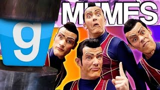 WE ARE NUMBER ONE - Gmod Meme Pictionary