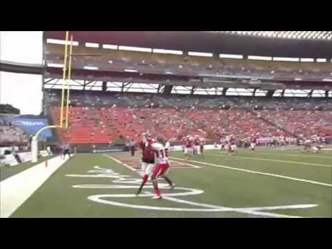 Davante Adams Game Highlights vs Southern Methodist 2012 video.