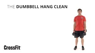 The Dumbbell Hang Clean