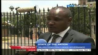 Hon John Mbadi: President Has Failed To Keep His Promises
