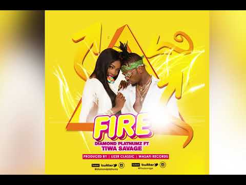 Diamond Platnumz -  Fire  ( Official Audio)
