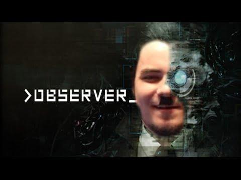 Мэддисон стрим - Observer (ч.1)