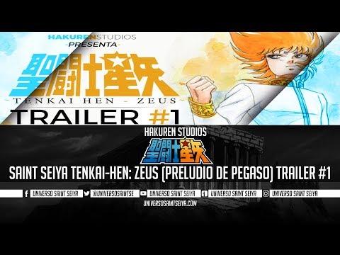 Hakuren Studios: Saint Seiya Tenkai-Hen: Zeus (Preludio de Pegaso) Trailer #1