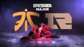 Fnatic vs RNG, EPICENTER Major, bo3, game 2 [lex & 4ce]