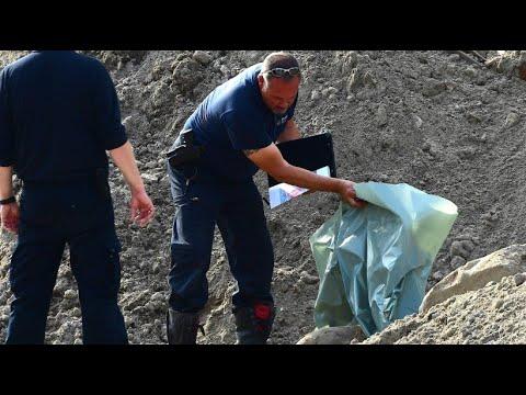 Berlin-Mitte: Fliegerbombe bei Bauarbeiten nahe Alexan ...