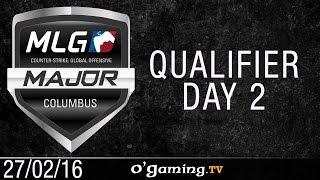 Flipsid3 vs G2 Esports - MLG Columbus 2016 - Qualifier Day 2