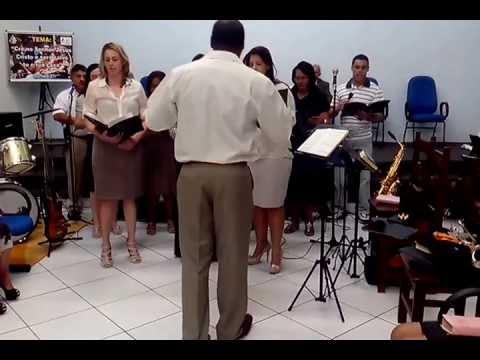 CORAL DA ASSEMBLÉIA DE DEUS MINISTÉRIO DO BELÉM EM REGINÓPOLIS