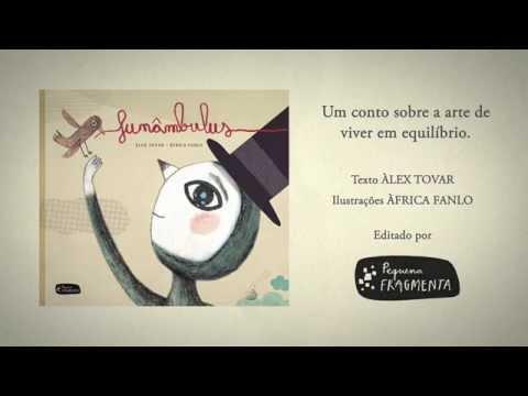 Booktrailer de 'Funâmbulus', de Àlex Tovar e Àfrica Fanlo