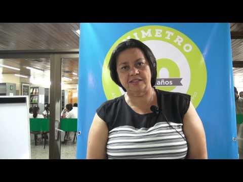 Directora de Salud Departamental Habla a la comunidad Metropolitana