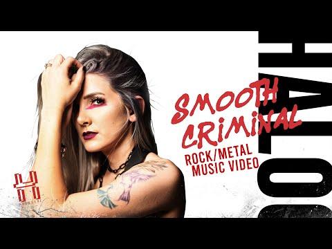 Michael Jackson - Smooth Criminal - Rock Metal Cover by Halocene