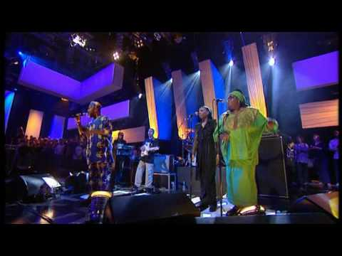 Junior Murvin - Police & Thieves (Live At Later With Jools Holland)