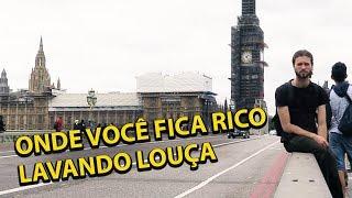 FIQUE RICO LAVANDO LOUÇA - A cidade que isso é possível!