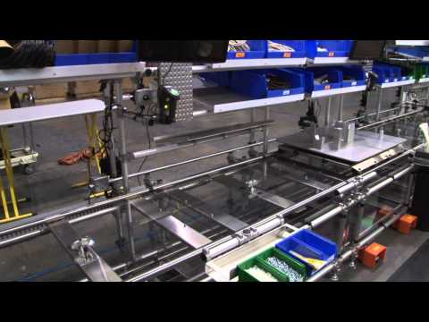Case Study 2 - Fleximate Transport Line -350# Product 11 Station Cell with Test
