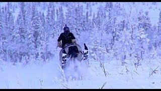 3. Ski doo FreeRide,vs700 mod, vs 800 rev, up the mountain! PowerModz!