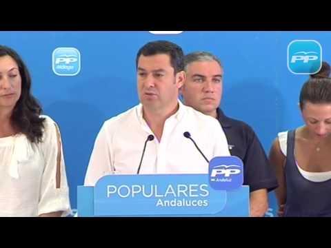 Moreno: ¿Quién se preocupa por luchar contra el paro en Andalucía?