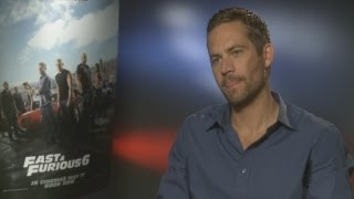Fast And Furious 6: Paul Walker Attempts A British Accent But Fails Miserably