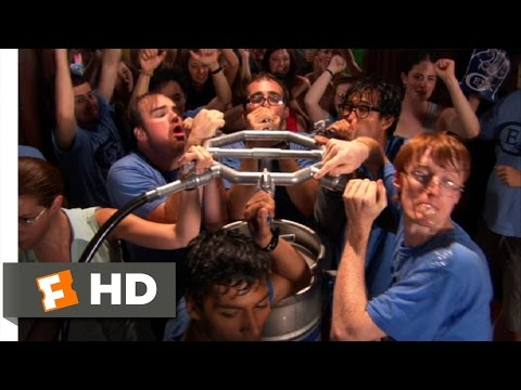 American Pie Presents Beta House (8/8) Movie CLIP - Keg Competition (2007) HD